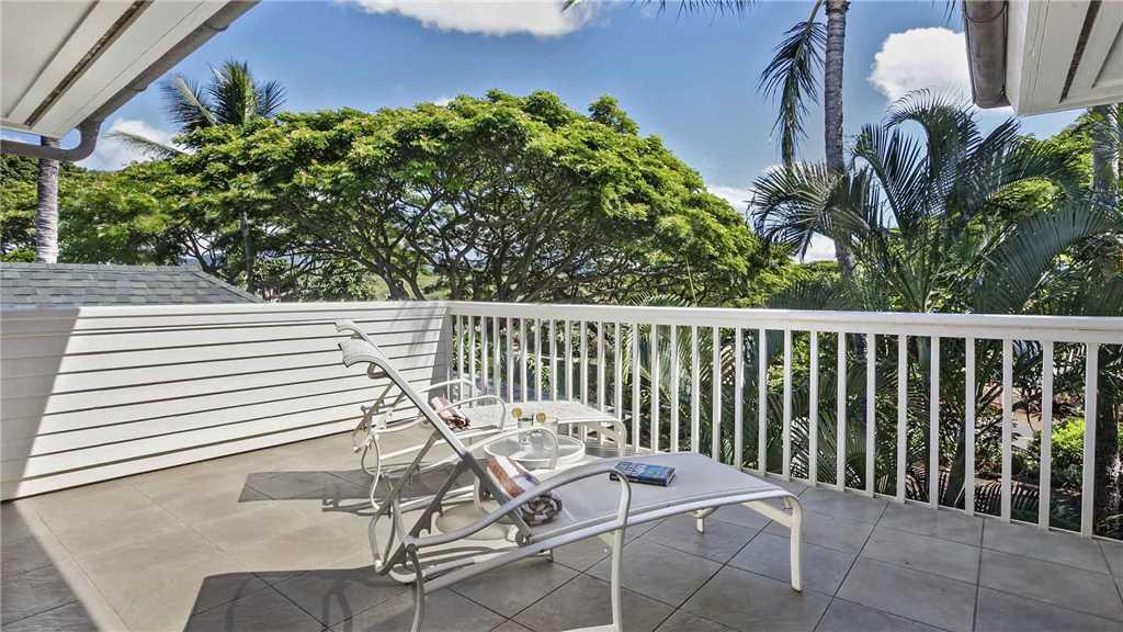 Poipu Kapili Resort #43 - Penthouse Back Lanai View - Parrish Kauai