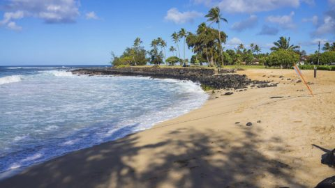 Brennecke Beach - Parrish Kauai