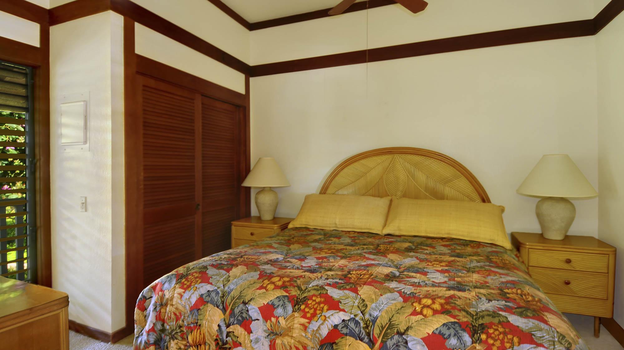 Kiahuna Plantation #138 - Bedroom Suite - Parrish Kauai