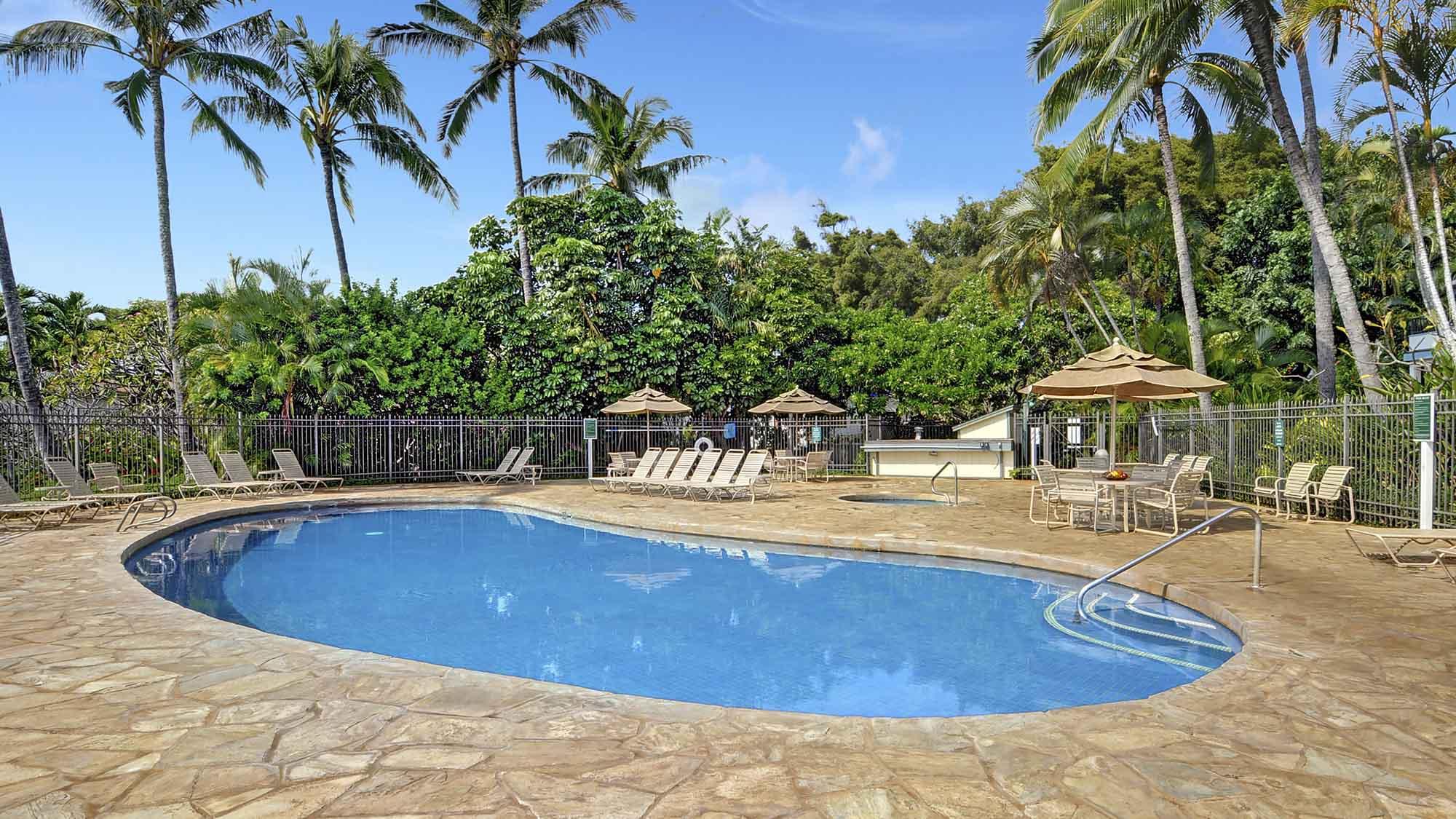 Poipu Kai Resort - Community Pool - Parrish Kauai