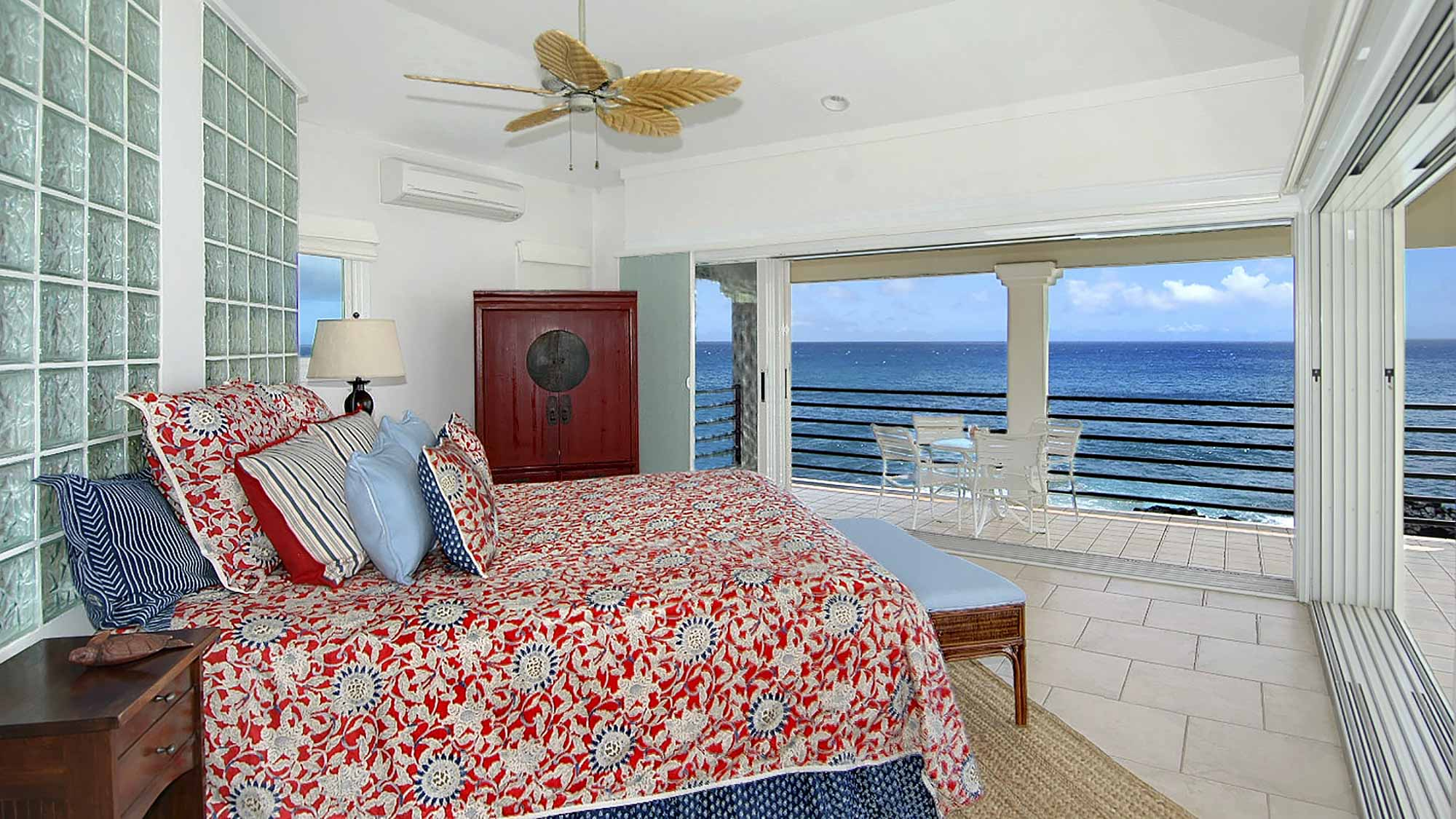 Villa Kailani at Poipu Beach - Master Bedroom Suite - Parrish Kauai