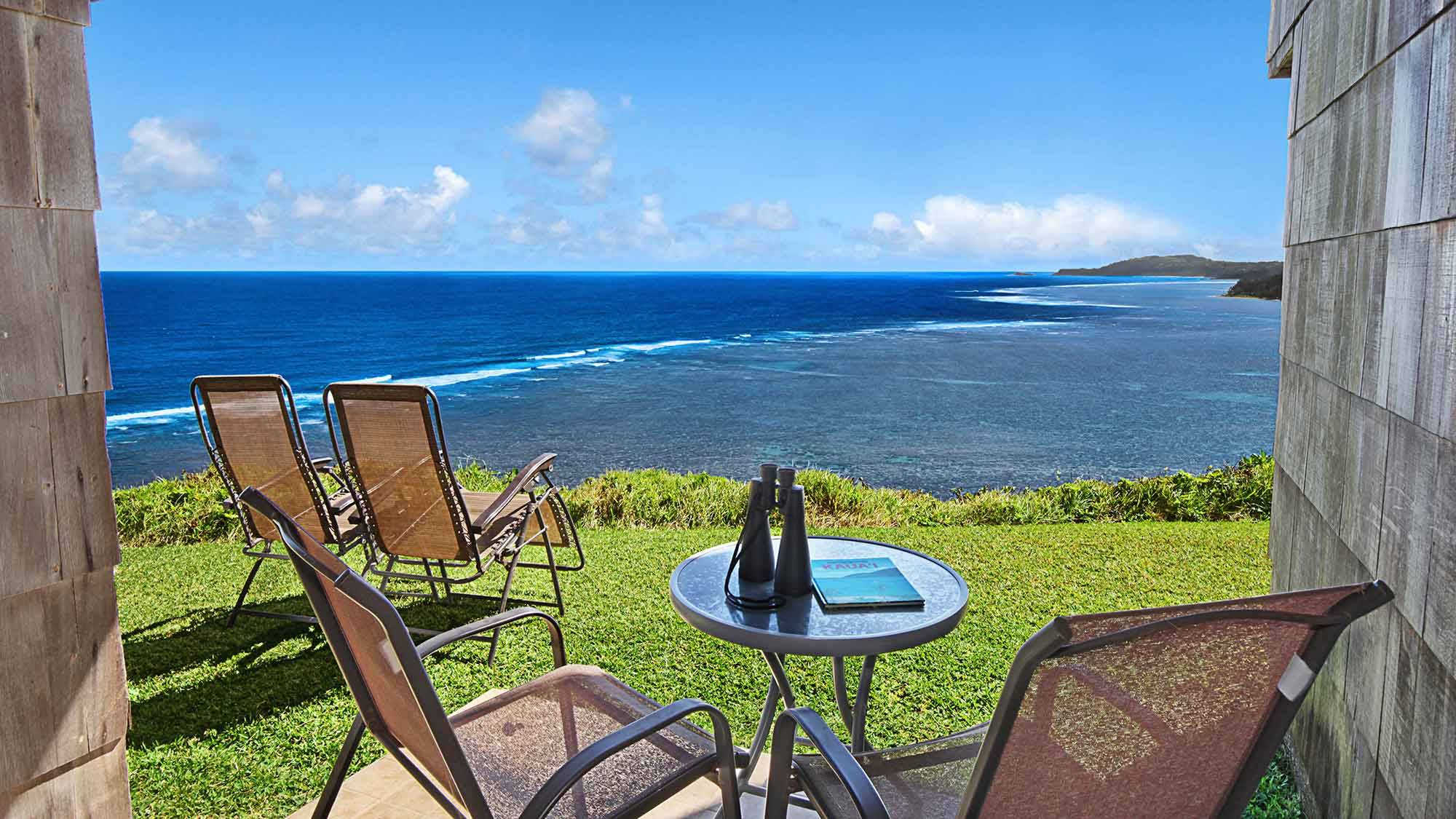 Sealodge at Princeville #E3 - Oceanfrtont Lanai View To Kilauea - Parrish Kauai