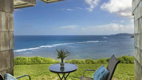 Sealodge at Princeville #E3 - Oceanfrtont Lanai View To Kilauea - Parrish Kauai