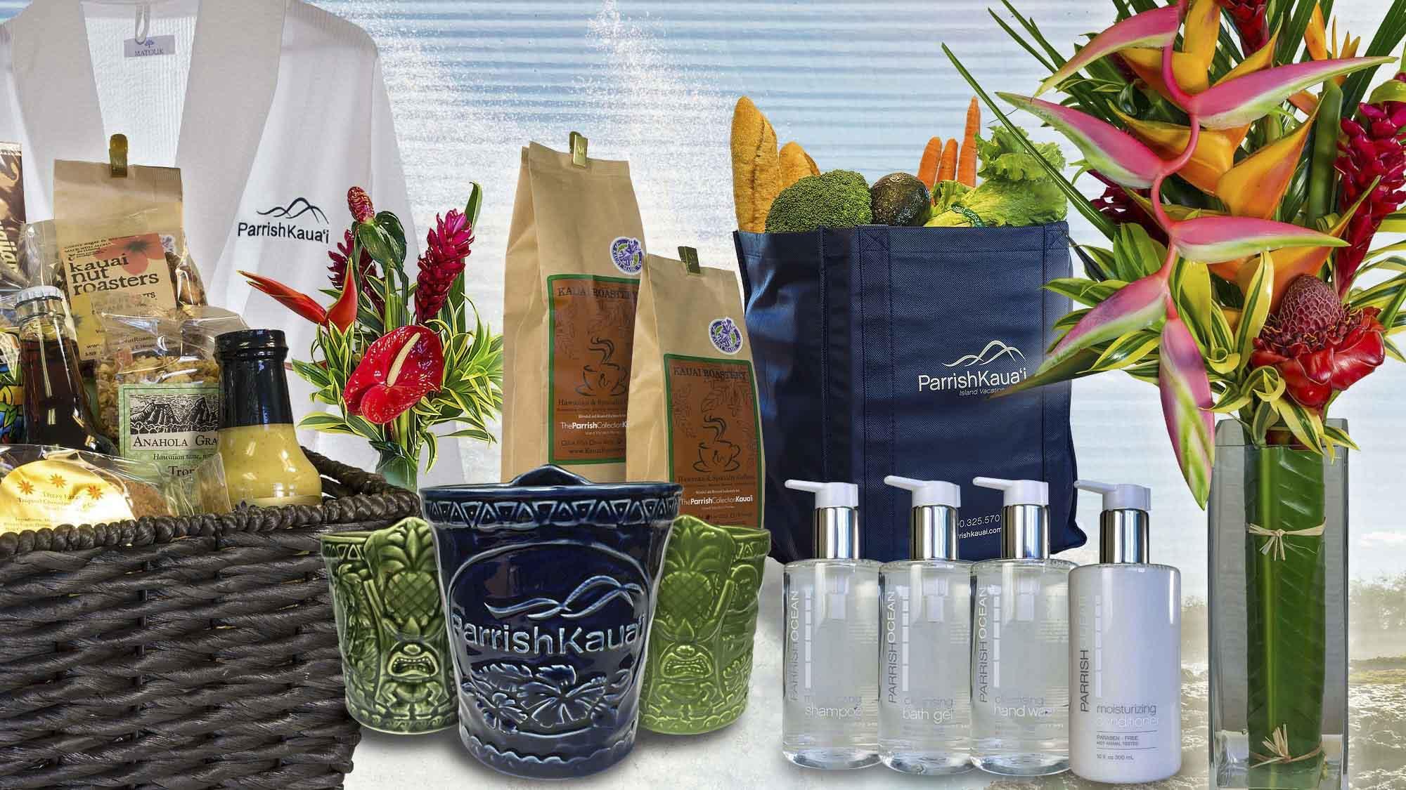 Store - Parrish Kauai