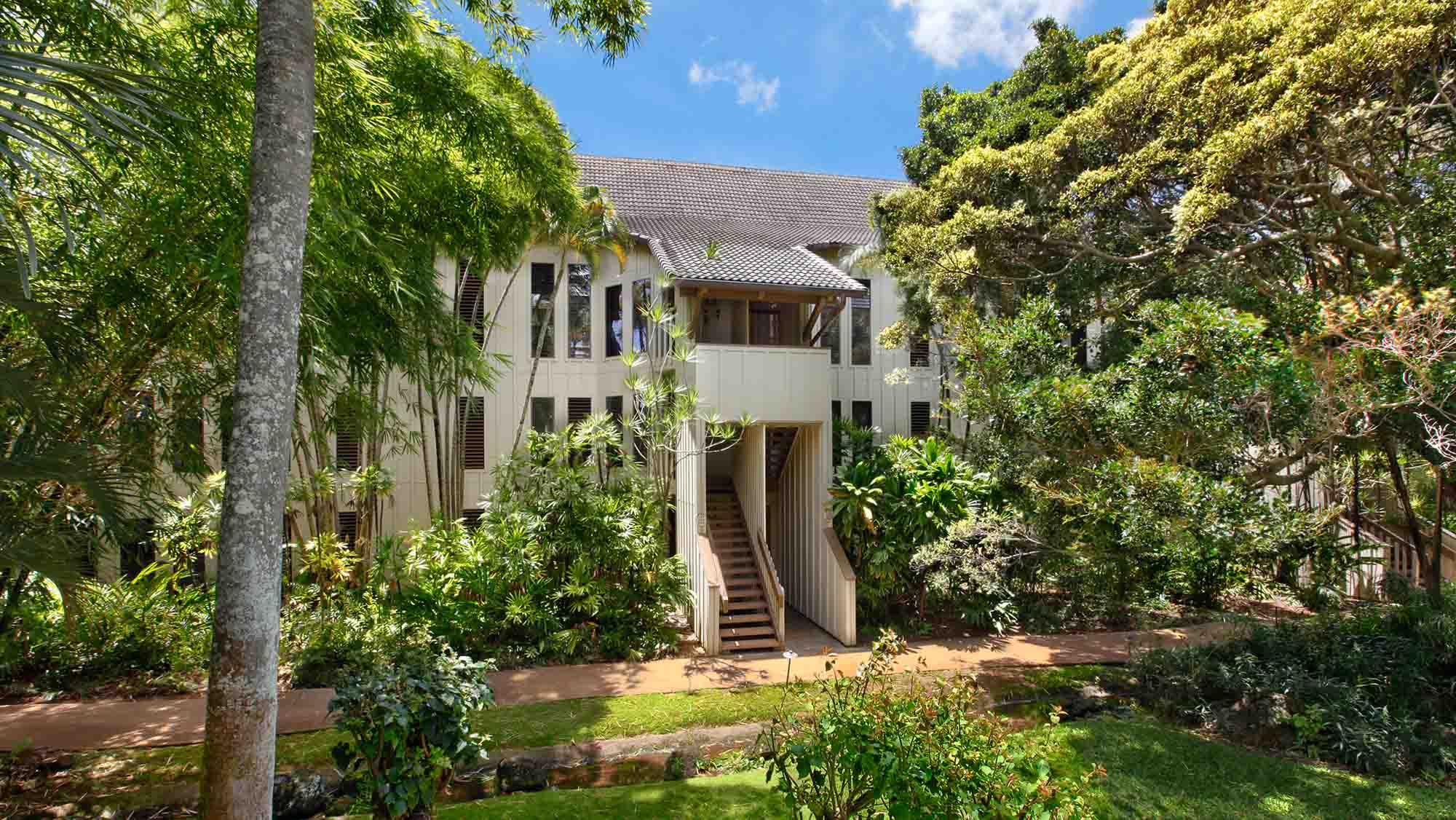 Waikomo Stream Villas 4 - Parrish Kauai