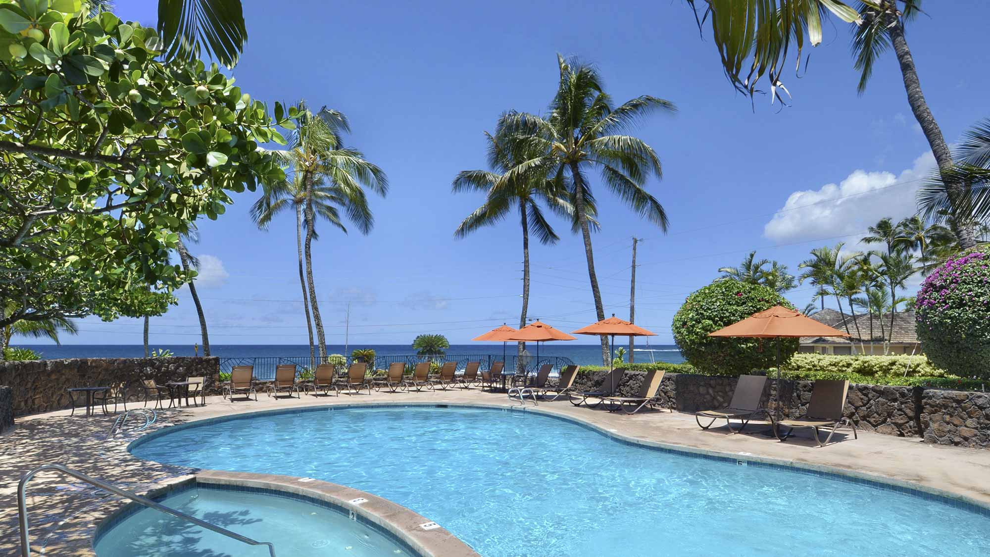 Nihi Kai Resort Pool - Parrish Kauai